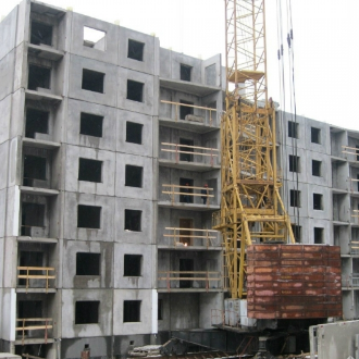 ЖК Лучший выбор, строительство март 2014